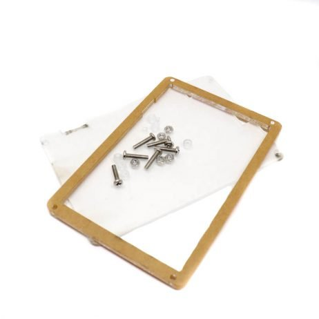 Acrylic Clear Transparent Case for Nextion Basic Touch Screen - 5 inch