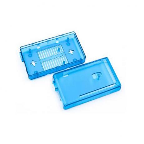 Blue Transparent ABS Case for Mega 2560