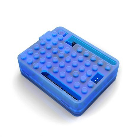 Blue UNO R3 Injection Molding Case with Bubble