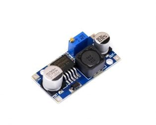LM2596HVS DC-DC Buck Converter 4.5-50V to 3-40V Adjustable Step Down Power Module