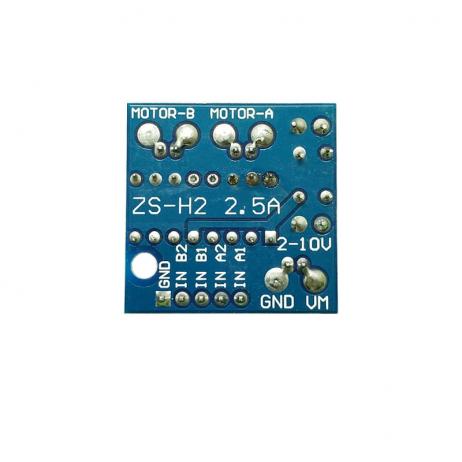 MX1919 Based Motor Driver Module – 2.5A