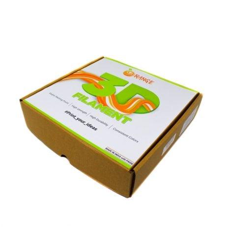 Orange Premium 3D printer Filament