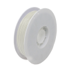 Orange ABS+ 3D Printing Filament-White