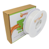 Orange PLA+ 1.75mm 3D Printing Filament 1kg-White