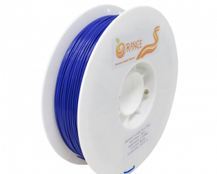 Orange PLA+ 3D Printing Filament Blue