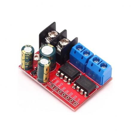 TA6586 Based Motor Driver Module