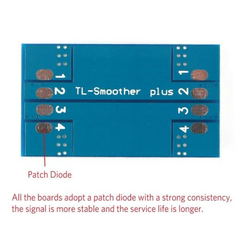TL-Smoother Eight Chip Module