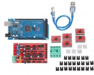 Componant kit for 3D printer - Basic