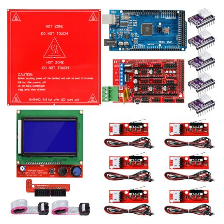 Component kit for 3D printer - Advance
