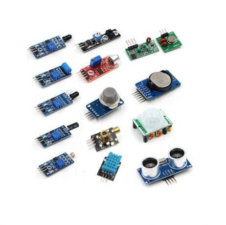 16 in 1 Sensor kit Compatible with Raspberry Pi 3 & Raspberry Pi 2 Model B