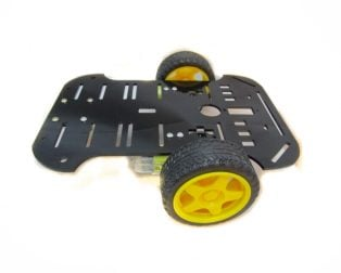 2 Wheel Drive Robot Smart Car Chassis kit