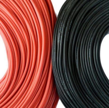 High Quality Ultra Flexible 18AWG Silicone Wire 1m (Black) + 1m (Red)