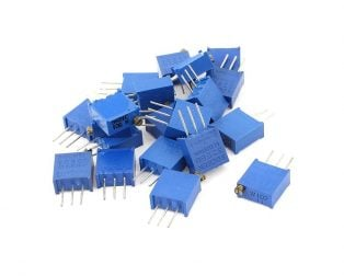 3296W Trimpot Potentiometers assorted Kit
