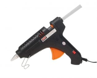 40 Watt Hot Melt Glue Gun with OnOff Switch