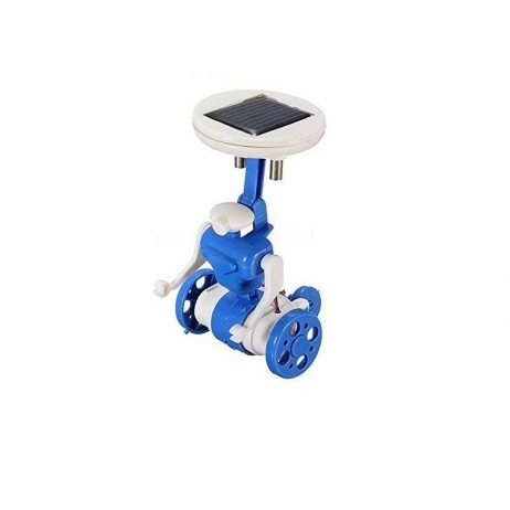 6 in 1 Solar Power DIY Robots Kit Educational Toy for Kids