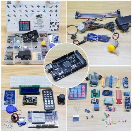 Advance kit for Arduino Mega
