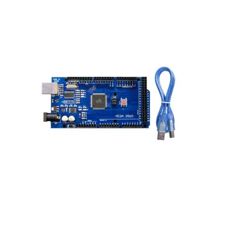 Basic learning kit for Arduino Mega