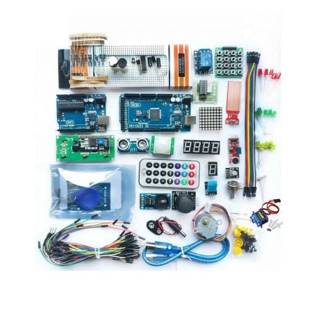 Beginner Kit for Arduino Mega