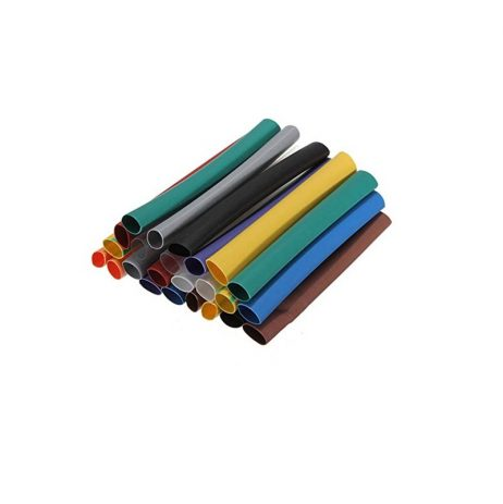 Colorful Heat Shrink Tubing (HST) Insulation Assorted Kit 90 mm length - 168pcs