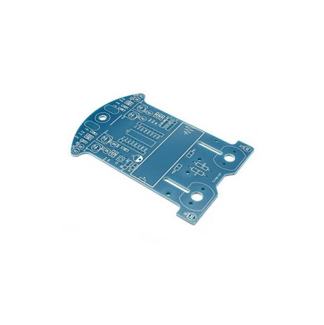D2-6 Bluetooth Remote Control Intelligent Car 51 MCU DIY Kit