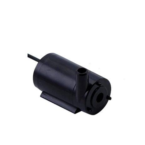 DC 3-6 V Mini Micro Submersible Water Pump-Black
