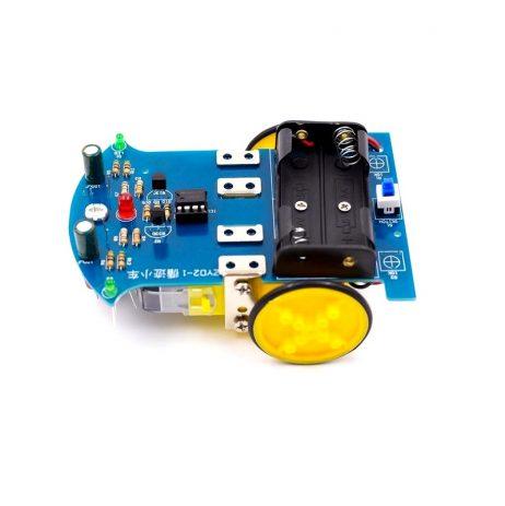 DIY D2-1 Intelligent Line FollowerTracing Car Kit