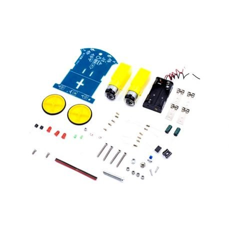DIY D2-1 Intelligent Line FollowerTracing Car Kit