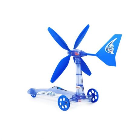 DIY Wind Power Car Educational Kit for kids