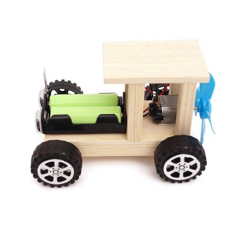 DIY Wooden Cross Country Vehicle Kit