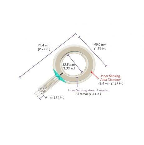 FlexiFor FlexiPot Ring Position Sensor