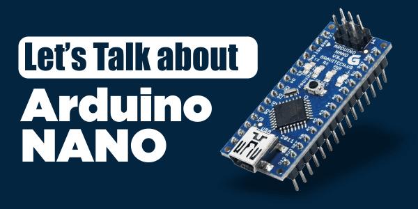 NANO Arduino
