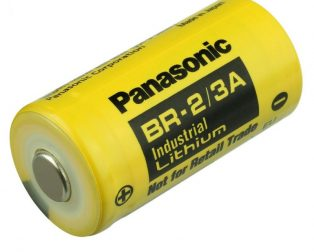 Panasonic BR 2/3A-3v Lithium Battery CNC