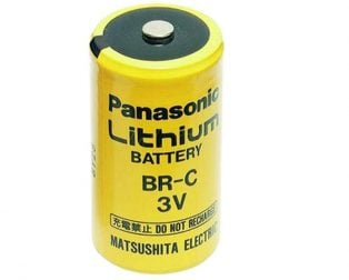 Panasonic BR-C-3V Lithium Battery For CNC