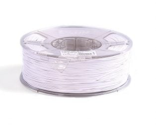 eSUN HIPS 3D printing filament 1.75 MM White