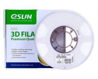 eSUN HIPS 3D printing filament 1.75 MM Natural