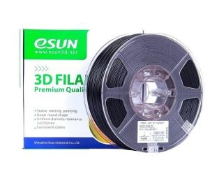 eSUN HIPS 3D printing filament 1.75 MM Black