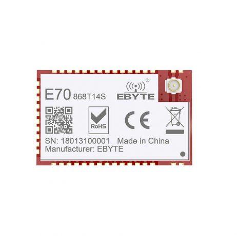 E70-868T14S CC1310 IC 868MHz IOT SMD RF Wireless UHF Module