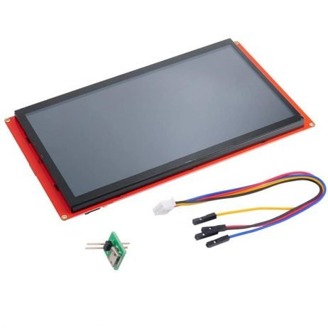 "Nextion Intelligent NX8048P070-011C 7.0"" HMI Capacitive Touch Display"