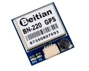 Beitian Dual BN-220 GPS GLONASS Antenna Module TTL Level RC Drone