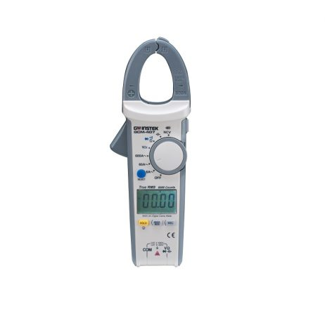 GW Instek GCM 407 Digital Clamp Meter