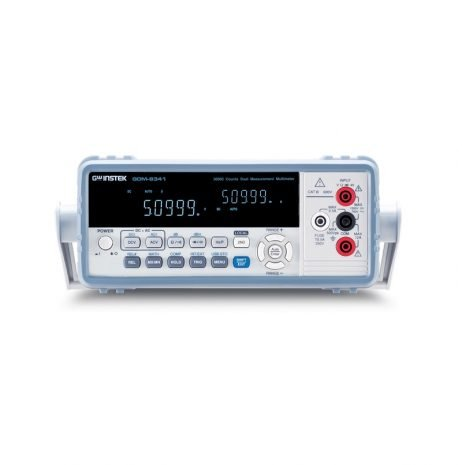 GW Instek GDM 8341 Bench Digital Multimeter