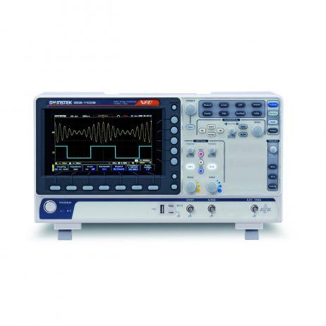 GW Instek GDS 1102B Digital Storage 100MHz 2 Channel Oscilloscope