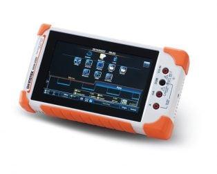 GW Instek GDS 207 handheld Oscilloscope