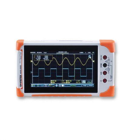 GW Instek GDS 210 handheld Oscilloscope