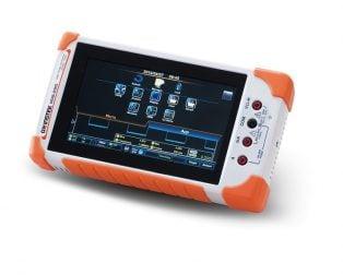 GW Instek GDS 220 handheld Oscilloscope