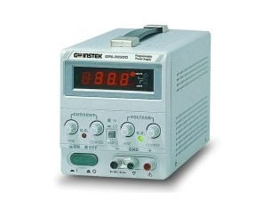 GW Instek GPS 3030 Bench Power Supply