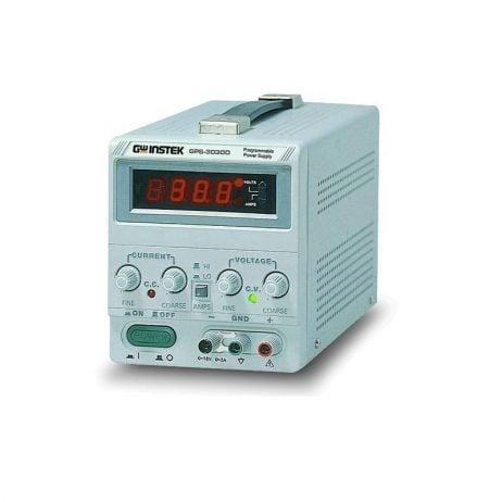 GW Instek GPS 3030 Bench Power Supply