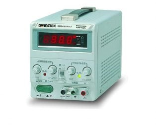 GW Instek GPS 3030DD Bench Power Supply
