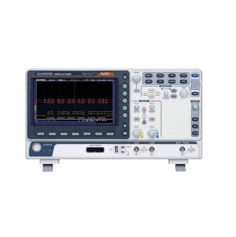 GW Instek MSO 2102 E Mixed Domain Oscilloscope