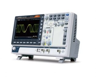 GW Instek MSO 2102 E Mixed Domain Oscilloscope